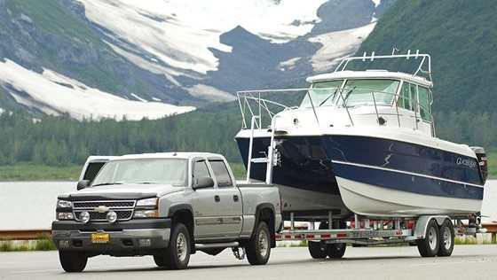 Affordable Small Boat Transport Yacht Trucking coast to coast services