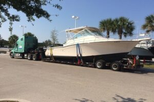 Over-the-Road Yacht Transport Regulation Compliance