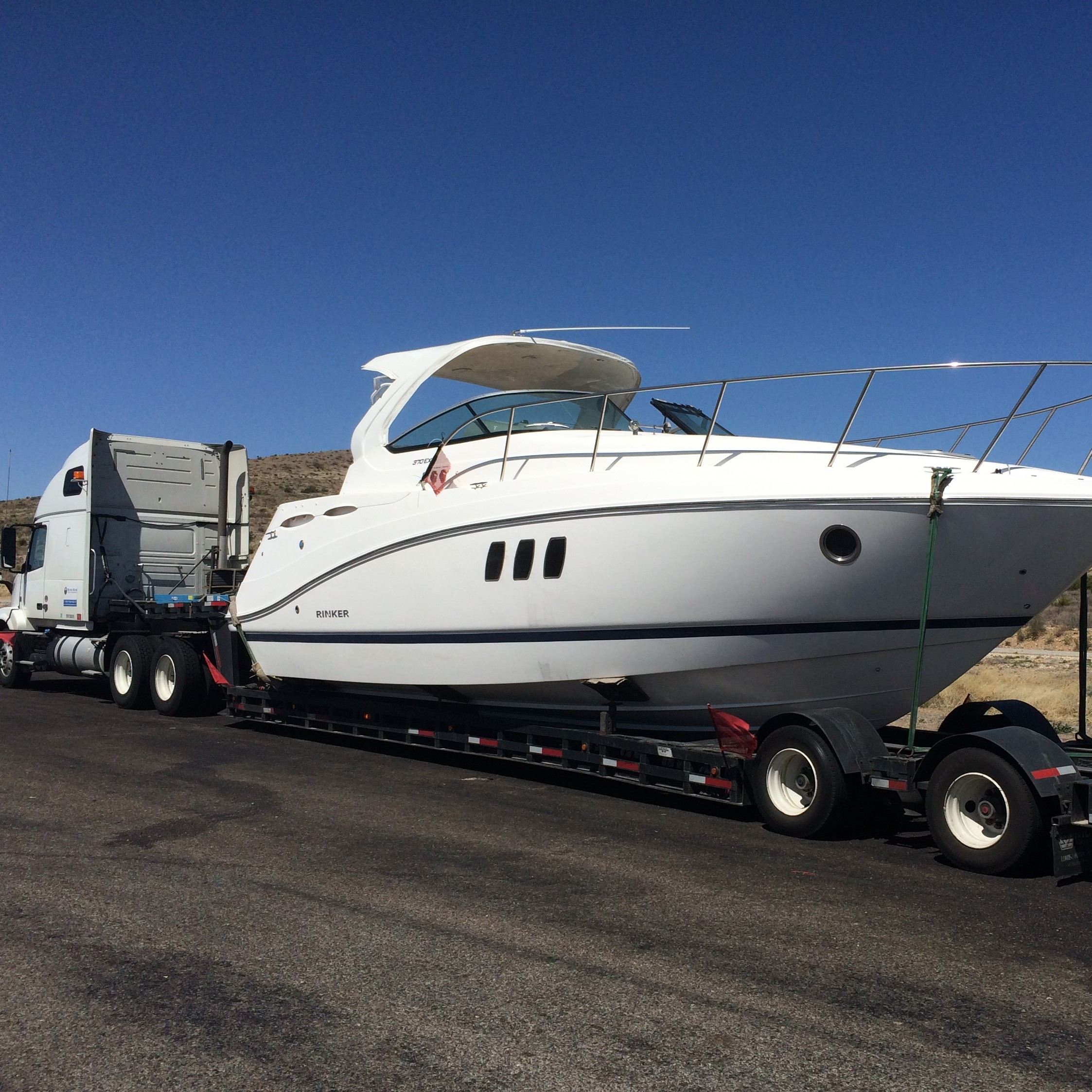 Connecting Boat Transports Nationwide Savings