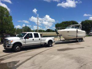 Small Boat Transport - Yacht Trucking